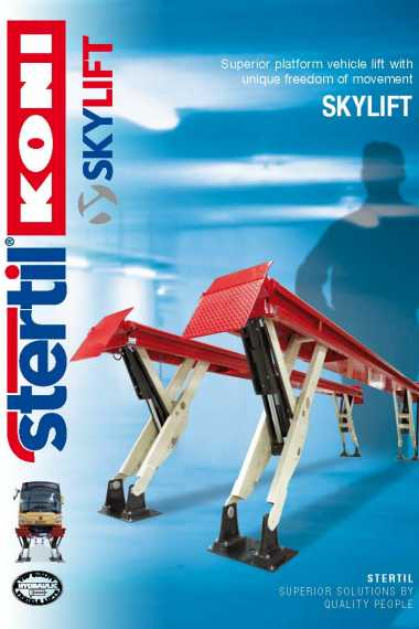 Ponts SKYLIFT